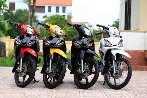 Thuê xe máy Chất lượng cao