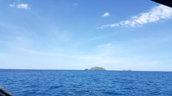 Biển Nhơn Lý - Quy Nhơn