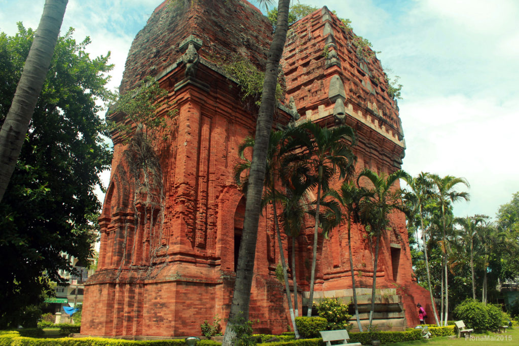 Champa Towers / Cham Towers - Quy Nhon Vietnam