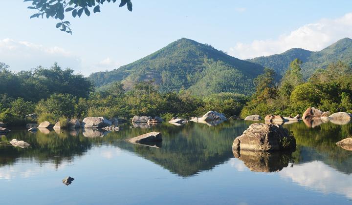 5: Thắng cảnh Hầm Hô Tây Sơn Bình Định