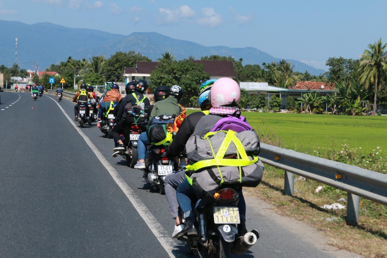 Kinh Nghiệm Đi Xe Máy Từ Sài Gòn về Quy Nhơn