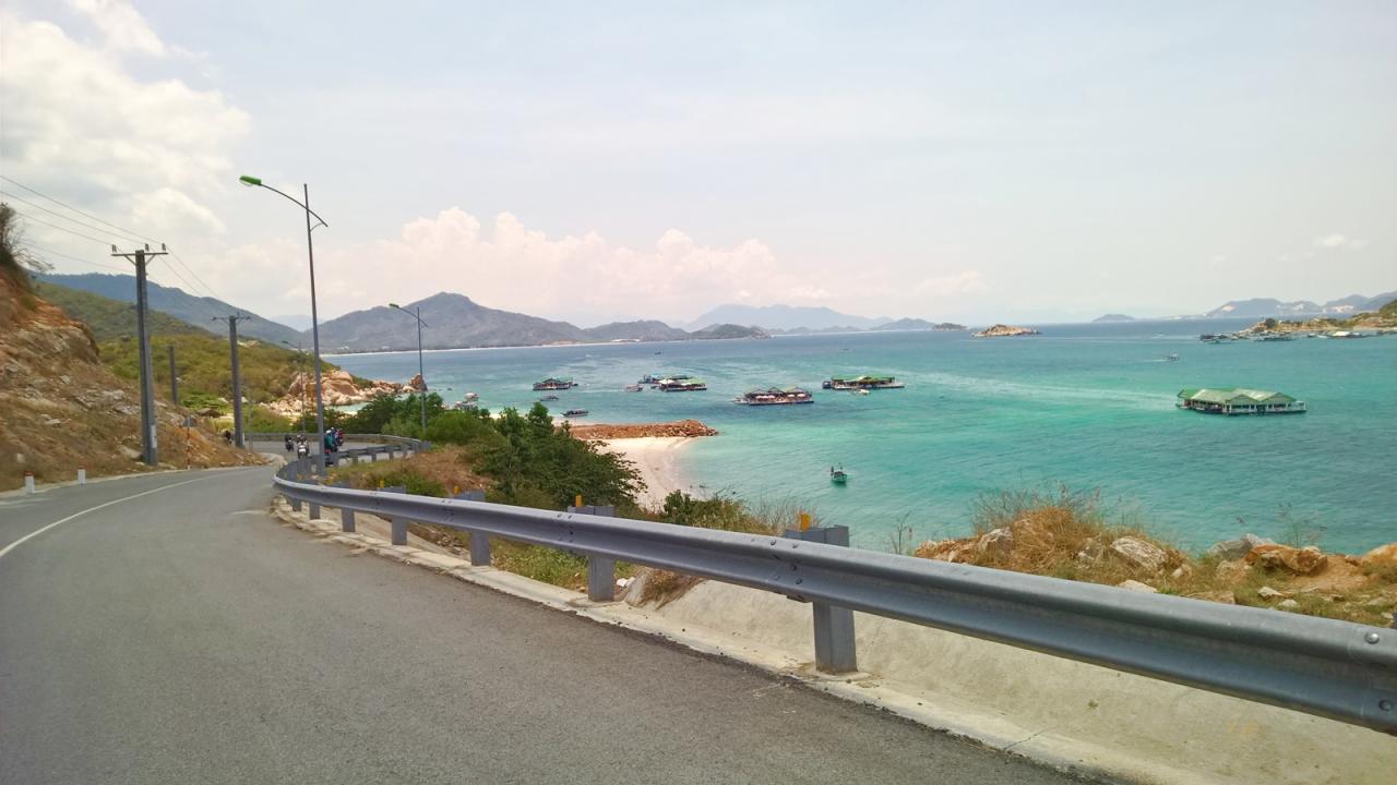 Đường đi từ Sài Gòn vào Quy Nhơn