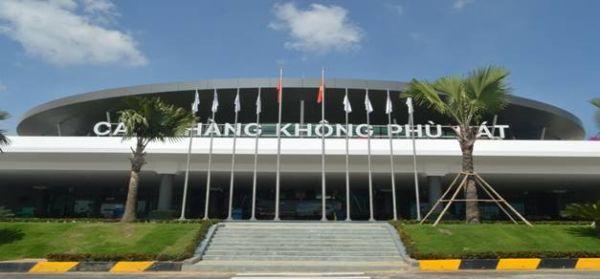 Sân bay Phù Cát - Bình Định | Thông tin tổng quan